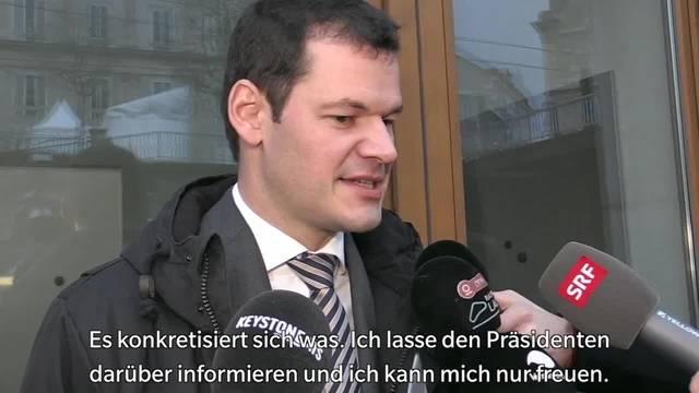 FDP Genf fordert Staatsrat Pierre Maudet zum Rücktritt auf
