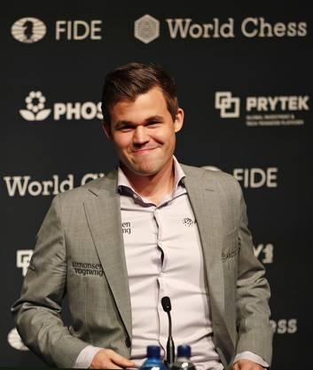 Die Entscheidung ist gefallen: Magnus Carlsen ist erneut Schach-Weltmeister.