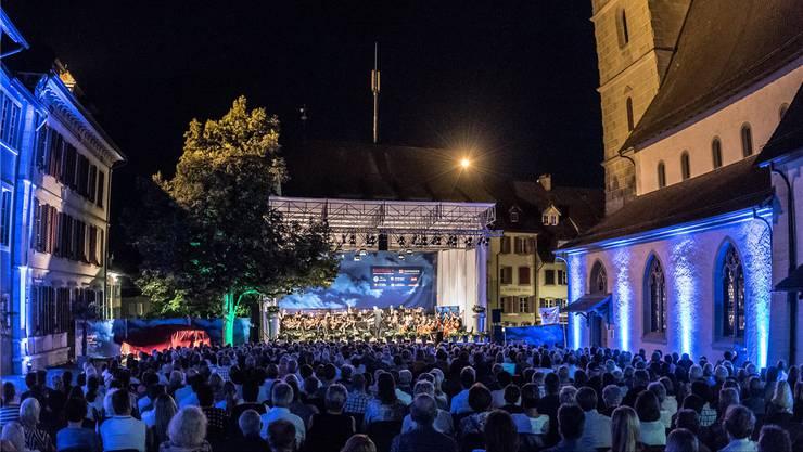 Elf Mal fand das Moonlight Festival je nach Witterung auf dem Zofinger Kirchplatz oder in der Mehrzweckhalle statt. Nun ist Schluss damit.