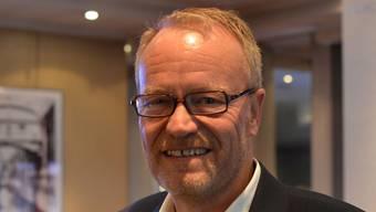 Hans Egloff hat die Wiederwahl in den Nationalrat geschafft. 135338 Stimmen entfielen auf den 55-jährigen SVP-Politiker aus Aesch. rue