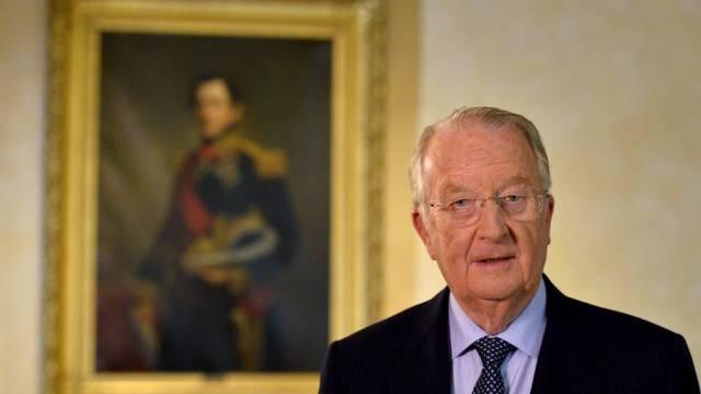 Muss seine Einkünfte nun versteuern: König Albert II. (Archiv)