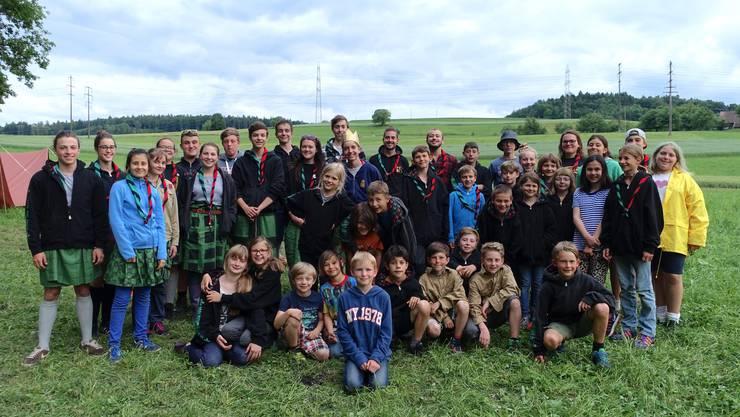 An den diesjährigen Schottischen Highland Games holte sich der Big Horn-Clan die Siegertrophäe