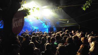 Stadtfest 2013: Hier sammelten die vier Kulturhäuser erstmals gemeinsame Erfahrungen.
