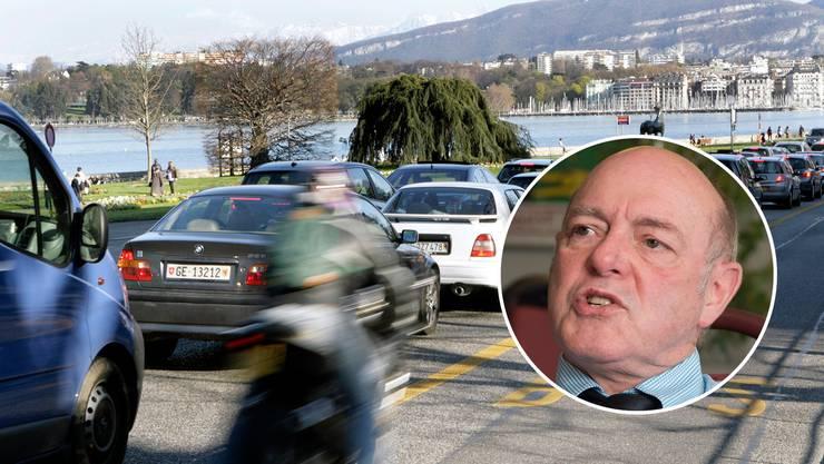 Genf will alte Diesel-Autos verbieten – Ulrich Giezendanner will dies verhindern.