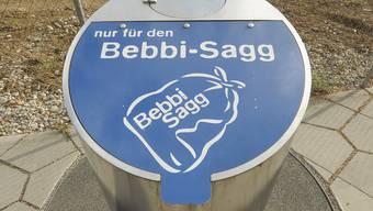 Je nach Wohnquartier gehören sie bald zum Alltag der Baslerinnen und Basler: Bebbisagg-Unterflurcontainer.