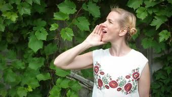 «Für mich stellt der Naturjodel eine Reinform des Singens dar», sagt Seraina Clark.