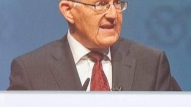 Kaspar Villiger muss sich heute vor den Aktionären verantworten