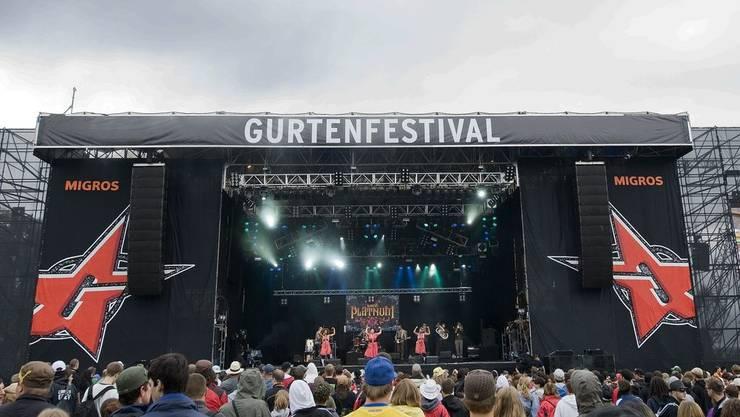 Mit der Kulturlegi kann man zum Beispiel für 20 Prozent günstiger ans Gurtenfestival.