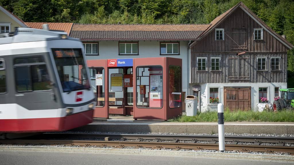 Züge sollen in den Kurven weniger «kreischen»