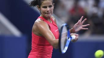 Julia Görges erreichte 2018 in Wimbledon den Halbfinal