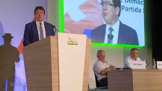 SVP macht Ernst: Grünes Licht für Initiative gegen Personenfreizügigkeit