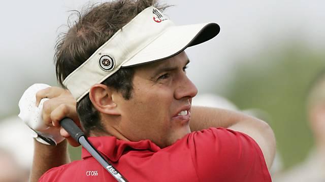 Martin Rominger beendet Turnier in Hildisrieden als 13.