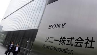 Sony-Hauptsitz in Tokio