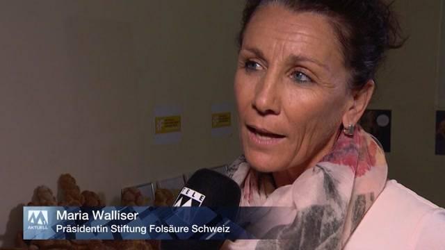 Ex-Skistar Maria Walliser setzt sich für Folsäure im Brot ein