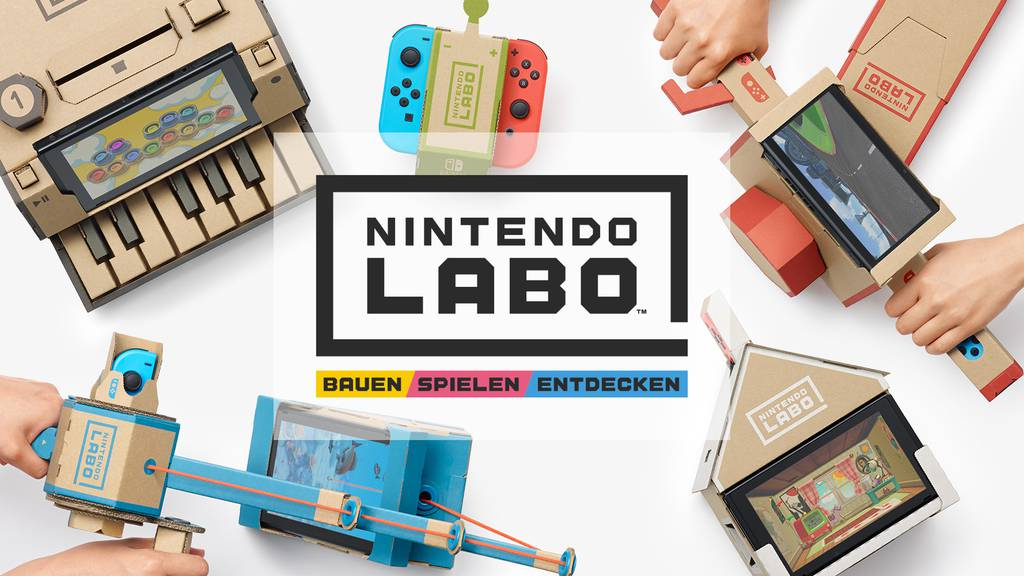 UPLOAD 24 - Nintendo Labo
