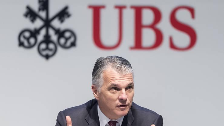 UBS-Chef Sergio Ermotti entschied sich bewusst gegen einen Vergleich mit dem französischen Gericht. (Archiv)
