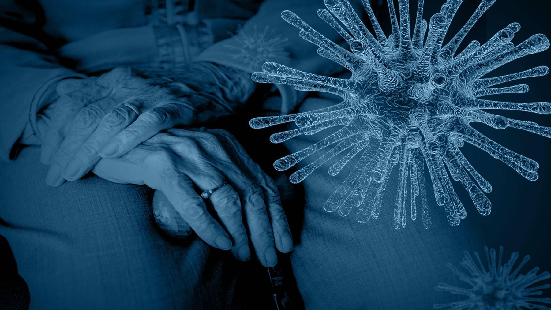 Drittes Coronavirus-Todesopfer in der Schweiz