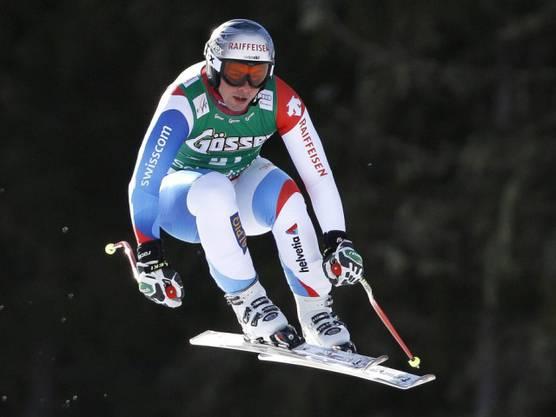 Beat Feuz beim Weltcup-Finale in Schladming