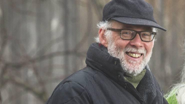Walter Richner aus Benzenschwil kämpft für weniger betuchte Hausbesitzer.