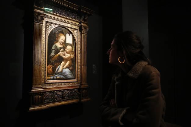 Leonardo-Schau: Mit Bangen und Zittern zum Riesen-Hype