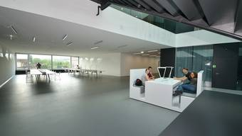 Die Studierenden der FHNW (hier der Campus in Brugg/Windisch), sollen von der neuen Internetplattform I-Markt profitieren.