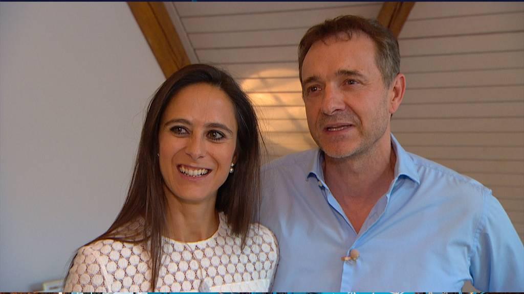 Guido Fluri & Tânia Simão