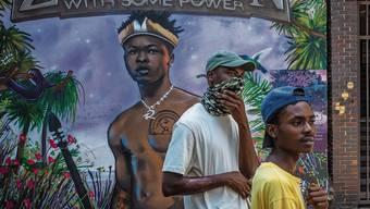 Südafrikas Jugend hielt sich nicht an die Massnahmen, jetzt geht das Land in den Lockdown.