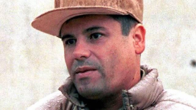 """Einer der meistgesuchten Drogenbosse weltweit: Der """"El Capo des Sinaloa-Kartells Guzman (Archiv)"""