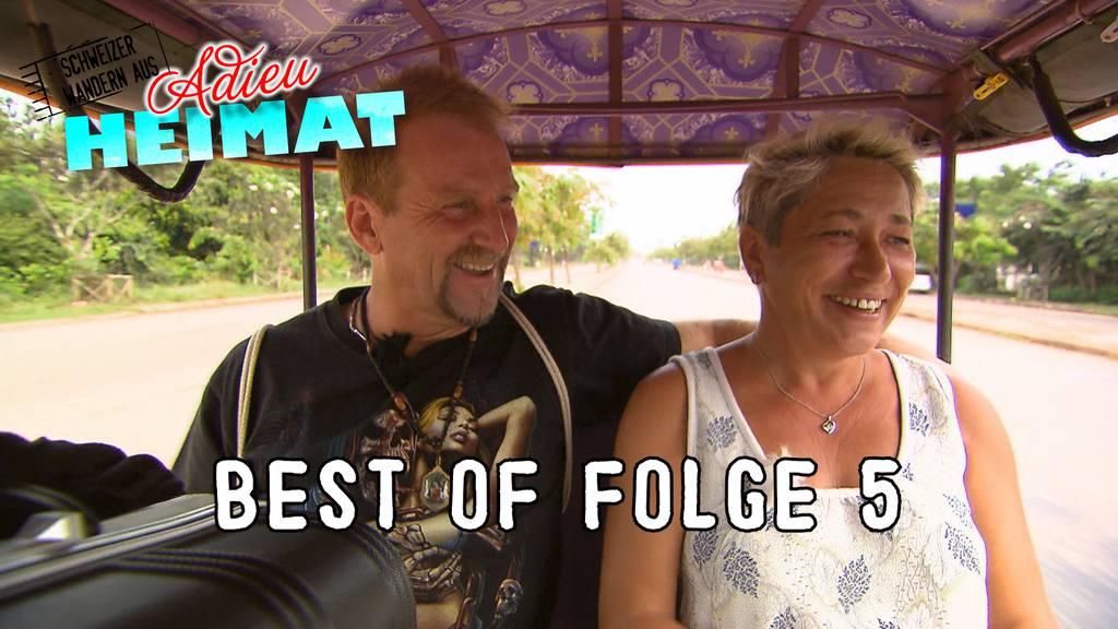 Best of Folge 5: Die besten Szenen für dich zusammengefasst