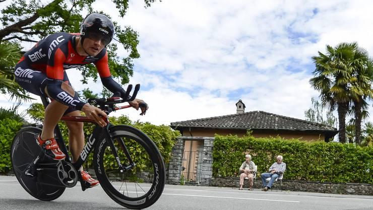 Silvan Dillier holte in Hamburg als Neunter wertvolle Punkte für die Weltrangliste.