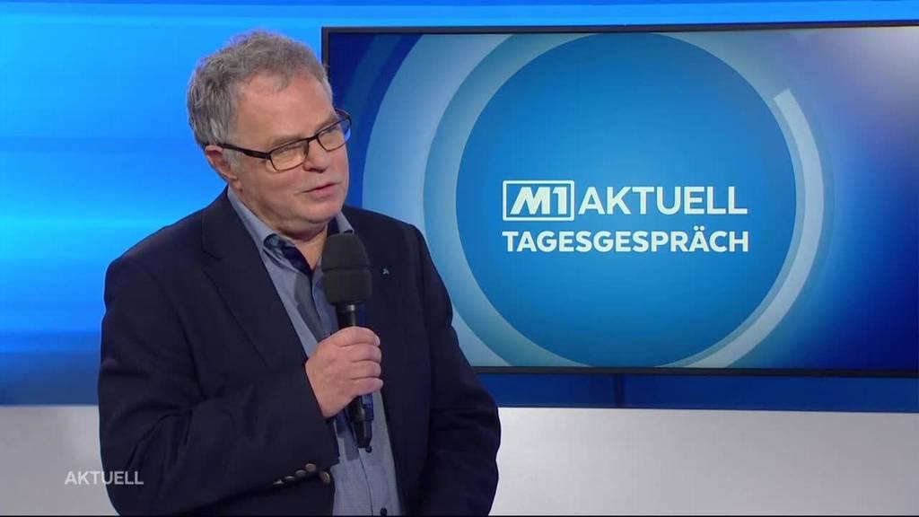 André Rotzetter über Corona in Pflegeinstitutionen
