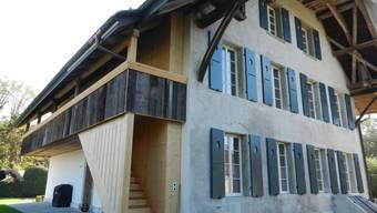 Einblick ins Pfarrhaus in Lüsslingen nach der Renovierung