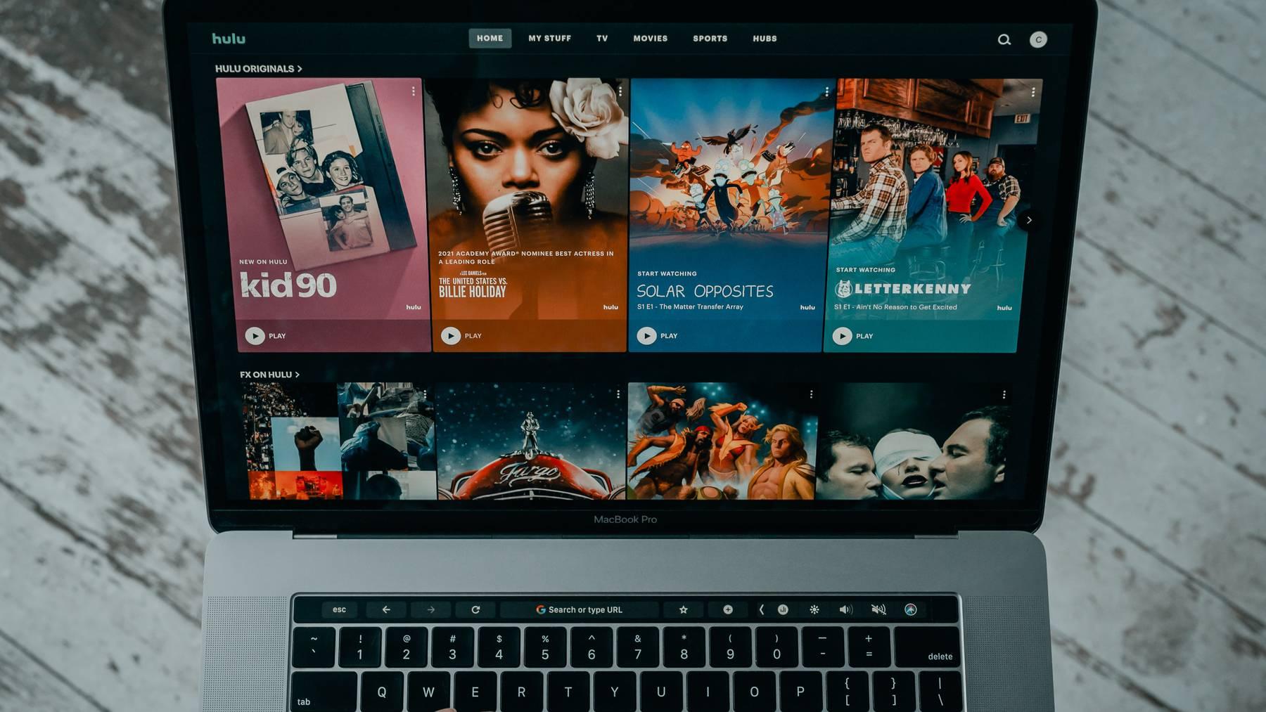 Serien Streaming Netflix Laptop Filme
