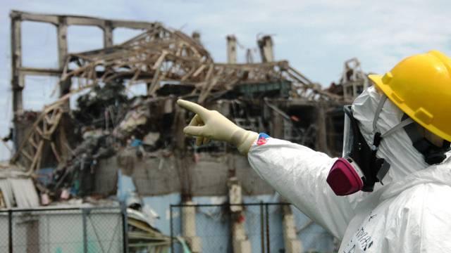 Eine Katastrophe mit verheerenden Folgen: Zerstörter Reaktor in Fukushima (Archiv)