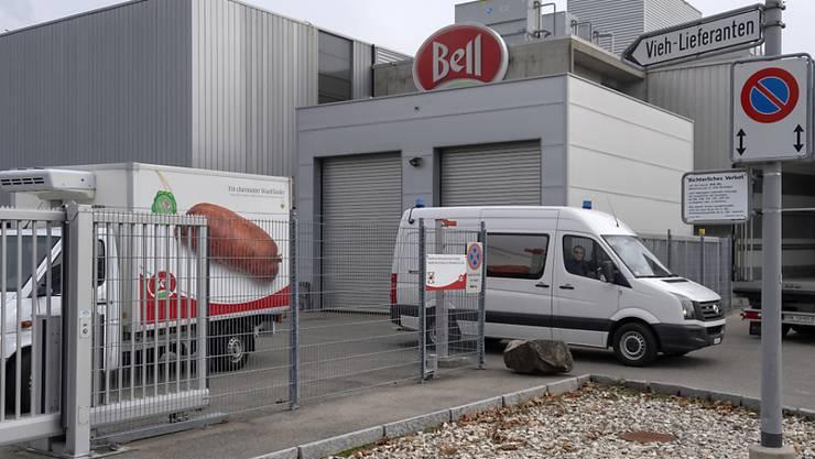 Rohschinken statt Wurst: Der Fleischverarbeiter Bell verkauft in Deutschland das Geschäft mit Wurstwaren und legt dort künftig den Fokus auf den Verkauf von Rohschinken. (Archivbild)