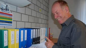 Bauverwalter Sandro Fischer. (Archiv)