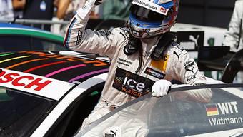 Marco Wittmann erstmals DTM-Champion
