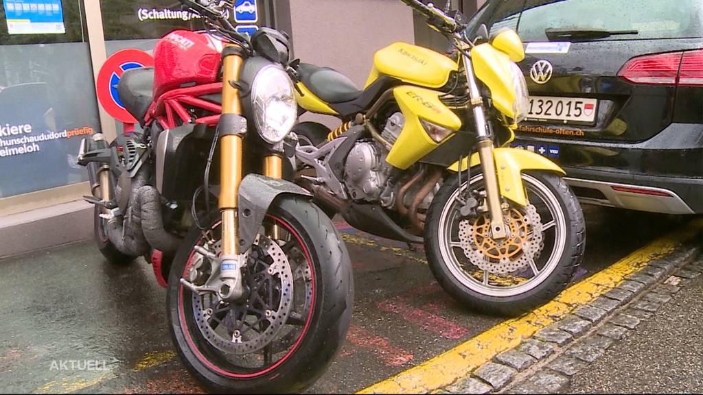 Motorradbranche erlebt Boom