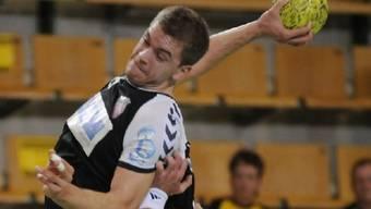 Ladislav Tarhai sechsfacher Torschütze gegen Drott