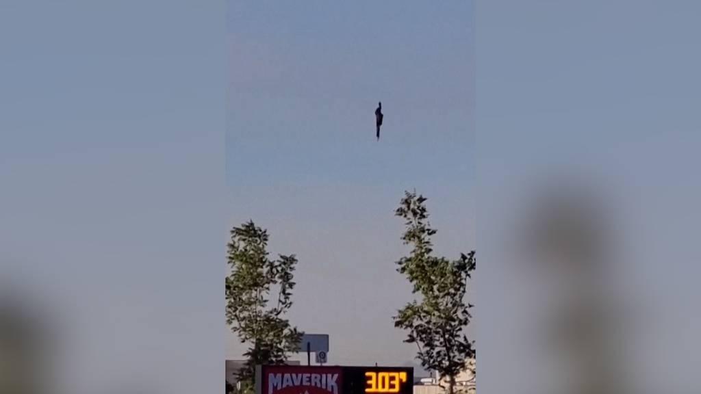 Fünf Tote bei Absturz von Heissluftballon in den USA