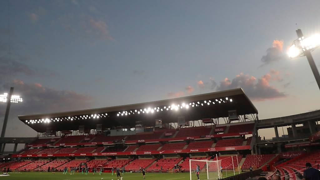 Eröffnungsspiel der La Liga auf Samstag verschoben