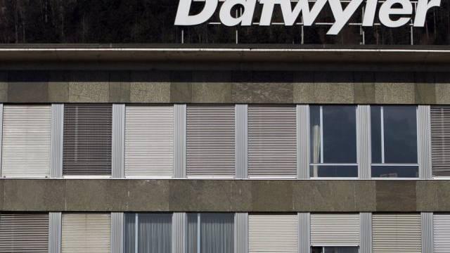 Die Produktionsanlage der Dätwyler AG in Altdorf UR (Archiv)