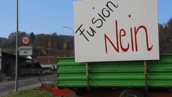 Stimmung in Attelwil vor der Fusionsabstimmung mit Reitnau