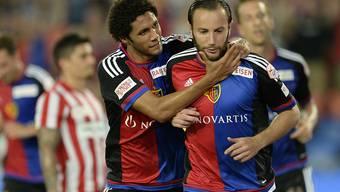 Shkelzen Gashi geht in der Rückrunde nicht mehr für den FC Basel auf Torejagd