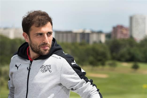 Mit 25 Jahren erlebt Admir Mehmedi gerade die beste Phase seiner bisherigen Laufbahn.