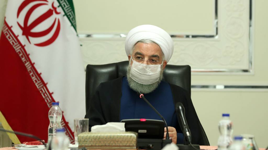 Ruhani: Corona-Notstand in Iran auch noch 2021