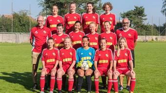 Die Rheinfelder 3.-Liga-Fussballerinnen fordern am Samstag im Schweizer Cup das Nati-A-Team des FC Luzern.
