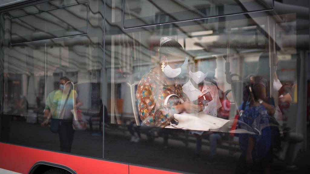 Ostschweizer Kantone sprechen sich gegen Maskenpflicht in Geschäften aus