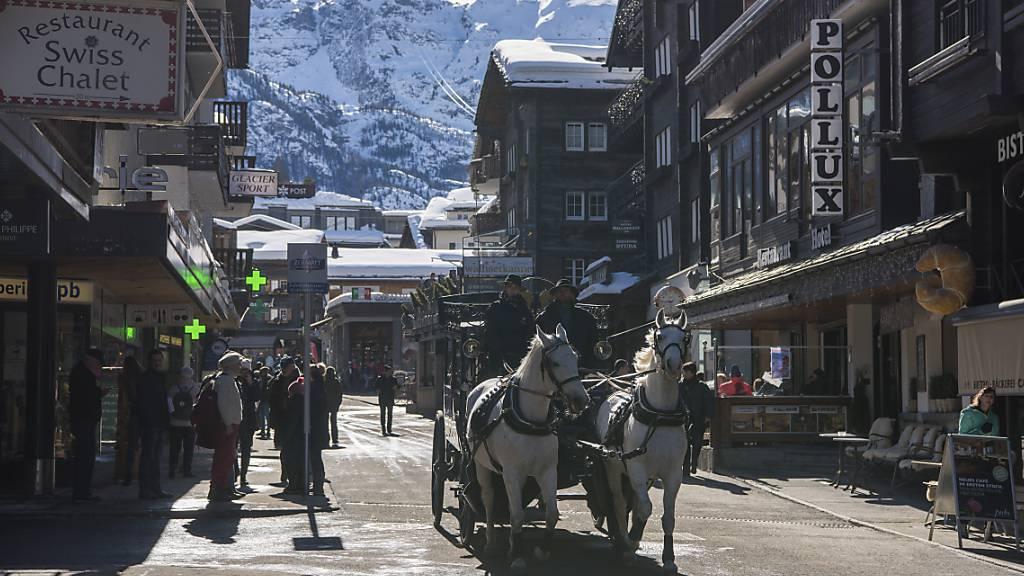 Schweizer Hotellerie verzeichnet im Mai wieder mehr Übernachtungen