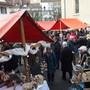 Badener Adventsmarkt auf dem Kirchplatz
